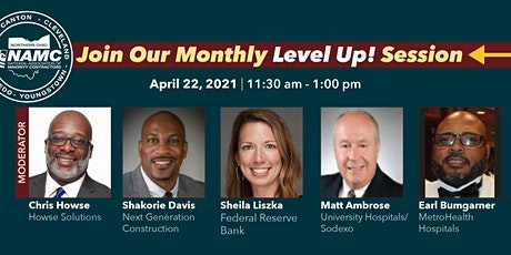 NAMC Level up Session - Do you know  your numbers? tickets