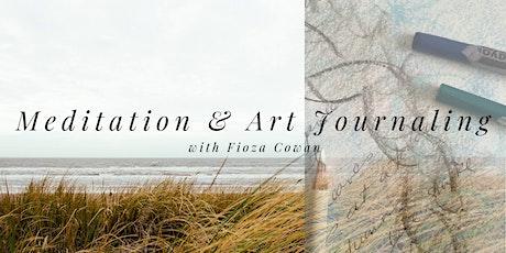 Meditation & Art Journaling bilhetes