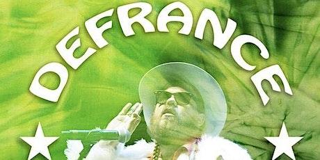 DeFrance tickets