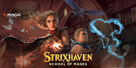 MTG Strixhaven Pre-release tickets