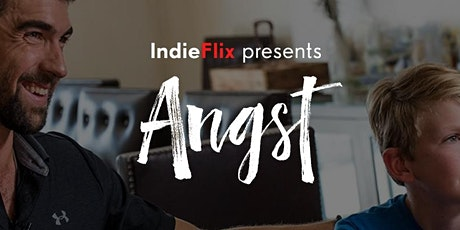 Angst Virtual Screening & Panel Hosted by Deloitte tickets