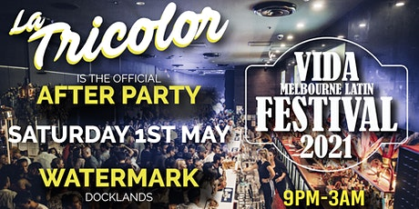 Vida Latin Festival - Carnival at Docklands tickets