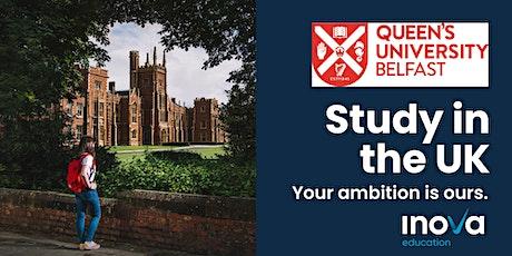 Engineering your Future with Queen's University Belfast tickets