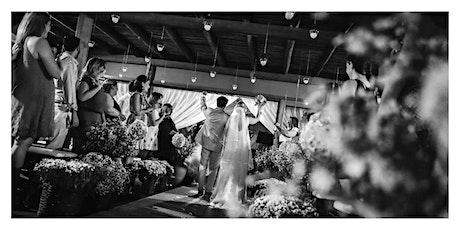 Workshop de Fotografia de Casamentos e Eventos ingressos