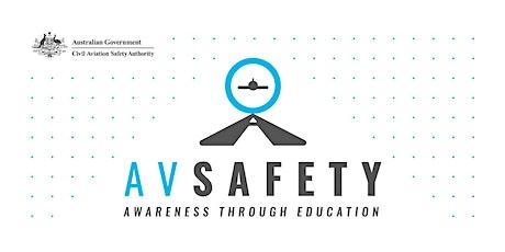 AvSafety Seminar - Scone tickets