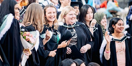 Faculty of Education and Social work: Autumn Graduation Celebration 2021 tickets