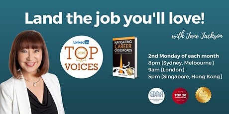 Land the Job You'll Love!  Career Coaching tickets