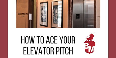 How To Ace Your Elevator Pitch and Business Growth entradas