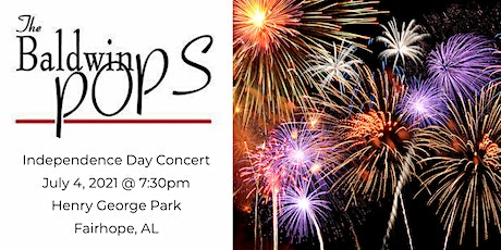 The Baldwin Pops: Independence Day Concert tickets