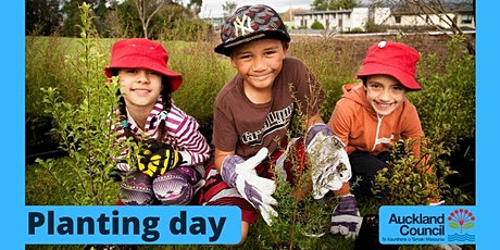 Mutukaroa Regional Park Planting Day tickets