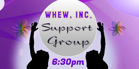 WHEW, Inc. Butterfly Support Group tickets
