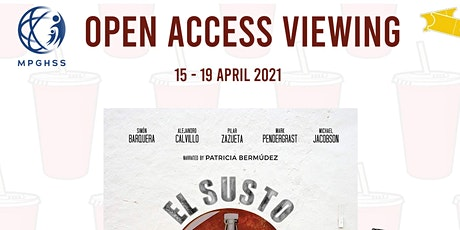 El Susto Online Movie Screening tickets