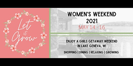 Women's Weekend 2021 tickets