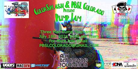 PBSL Colorado Pump Jam tickets
