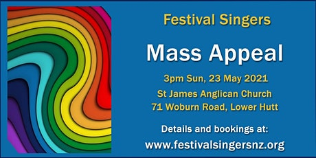 Mass Appeal: Chilcott: A Little Jazz Mass. Dvorák: Mass in D major. tickets