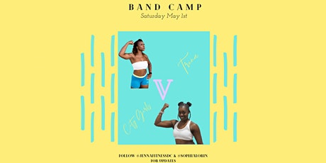 Resistance Band Camp POP UP!!! tickets