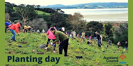 Waitawa Regional Park Planting Day tickets