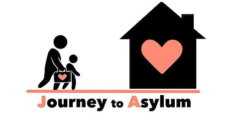 Journey to Asylum - Program Update and Volunteer Opportunities tickets