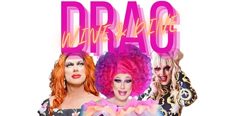DRAG WINE & DINE - Speakeasy Bar tickets