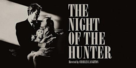 Classic Film Night: The Night of the Hunter (1955) tickets