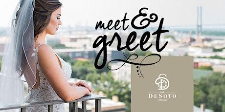 DeSoto Hotel Hosts Savannah Wedding Vendors  Tuesday May 11 tickets