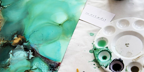 Alcohol Ink Art Workshop - Nelson Bay tickets