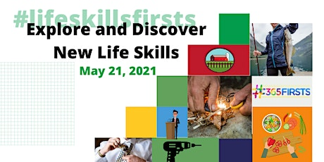 Explore and Discover New Life Skills tickets
