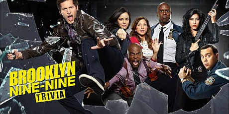 In Venue: BROOKLYN NINE-NINE Trivia [BALLARAT] tickets