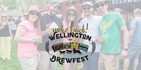 Wellington Brewfest 2021 tickets