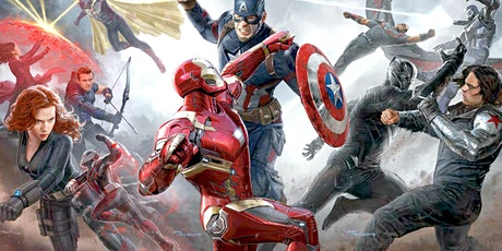 In Venue: MARVEL Trivia [CHIRNSIDE PARK] tickets