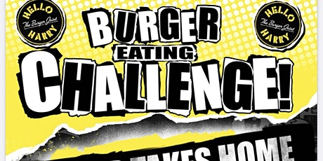 2021 Burger Eating Challenge tickets