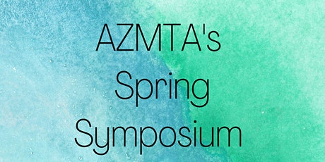 Spring Symposium tickets