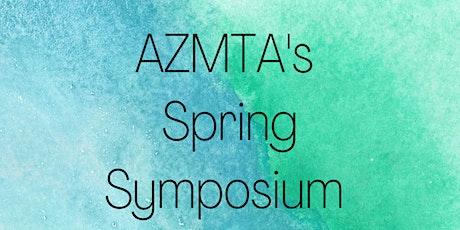 Spring Symposium tickets