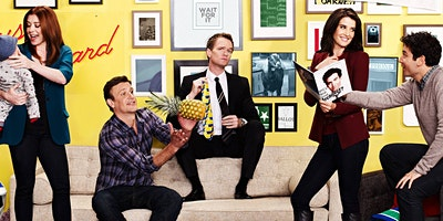 In Venue: HOW I MET YOUR MOTHER Trivia [CHERMSIDE]