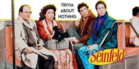 In Venue: SEINFELD Trivia [MORDIALLOC] tickets