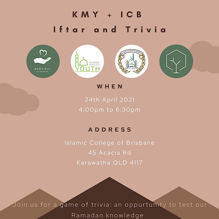 Legacy + KMY Iftaar image