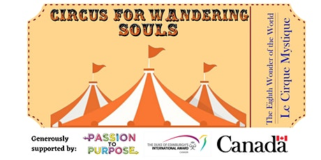 Circus for Wandering Souls Premiere tickets