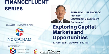 Webinar: Exploring Capital Markets and Opportunities tickets