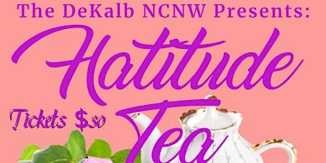 Hatitude Tea  Featuring Myrtice Lackey Seeds of Promise Scholarship tickets