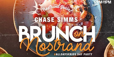 Chase Simms Brunch On Nostrand AllDaySeries Day Pa