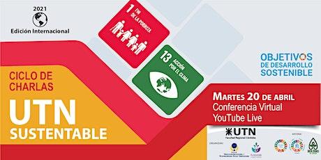 UTN Sustentable  ODS1  y ODS13 entradas