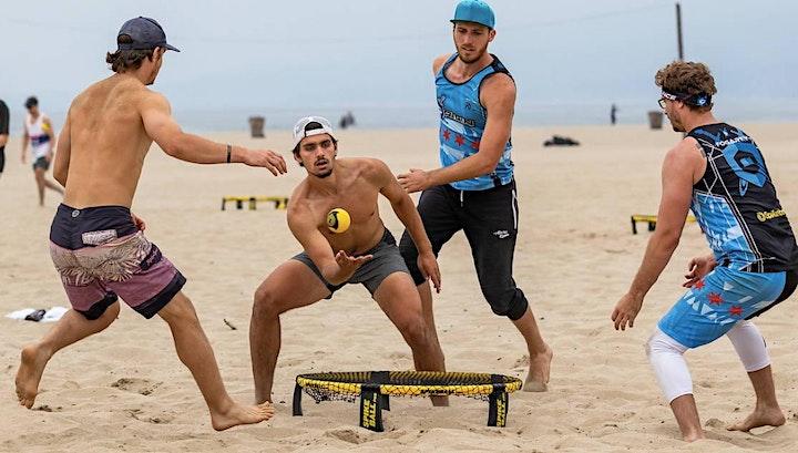 2nd Annual Jax Beach Charity Spikeball Tournament image
