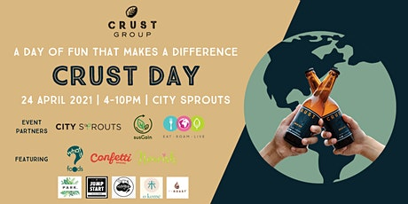 CRUST Day tickets
