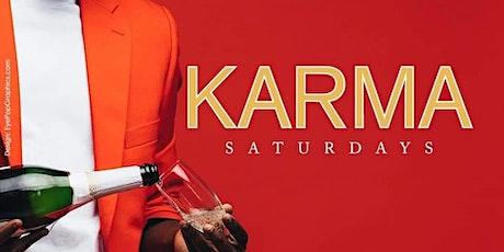 Karma Saturday tickets