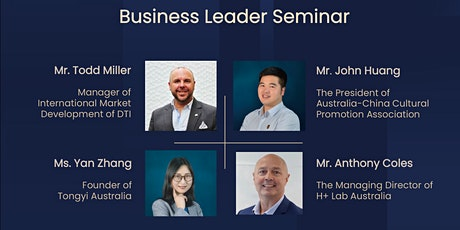 Business Leader Seminar of New Entrepreneurs Competition SA tickets