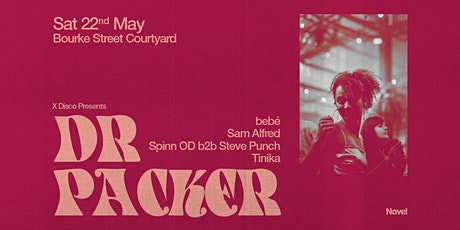 X Disco Presents Dr Packer tickets