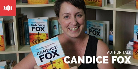 In Conversation With Candice Fox - Nowra Library tickets