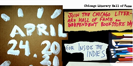 Inside for Indies: Live on Independent Bookstore Day tickets