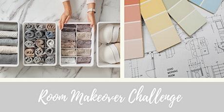 Room Makeover Challenge tickets