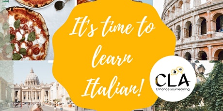 Online Italian Small Group Classes tickets